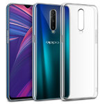 Flexi Thin Crystal Gel Case for Oppo R17 Pro - Clear / Gloss